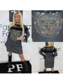 Dámske šaty PF s krajkou