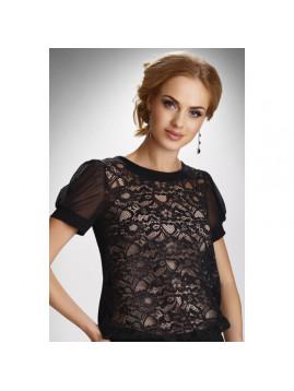 Dámske tričko FIORELLA  - čierne