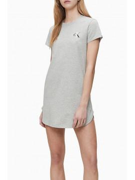 Dámske šaty CALVIN KLEIN - šedé