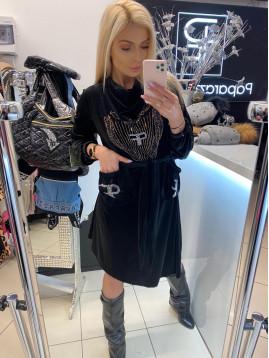 Dámske elegantné šaty Paparazzi fashion