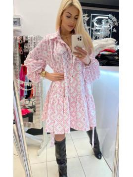 Dámske šaty ružové PF