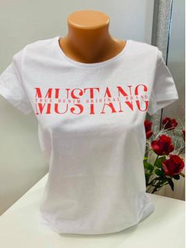Dámske tričko biele s nápisom